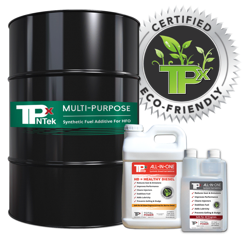 TPx Fuel Additives Inventory