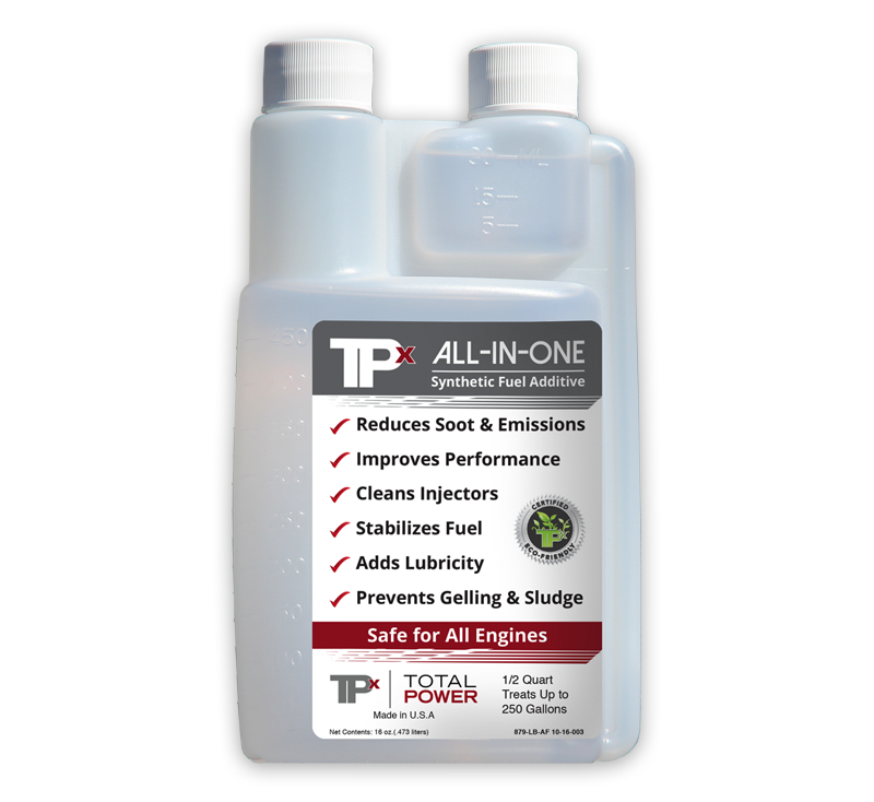 TPx All-In-One fuel additive